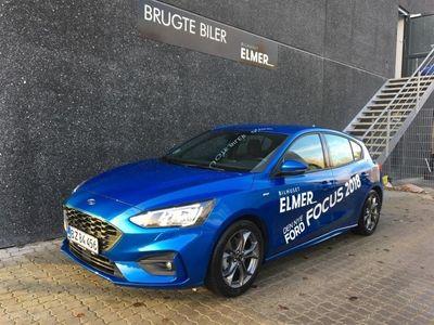käytetty Ford Focus 1,0 EcoBoost ST-Line 125HK 5d 6g