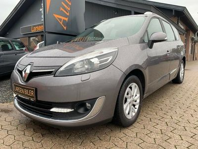 brugt Renault Grand Scénic III 1,5 dCi 110 Expression ESM 7prs