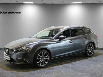 usata Mazda 6 2,5 Sky-G 192 Optimum stc. aut.