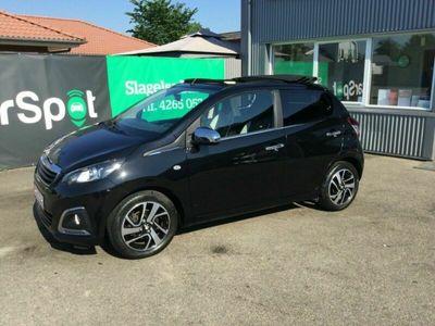 brugt Peugeot 108 1,0 e-VTi 69 Active TOP!