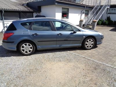 second-hand Peugeot 407 SW 2,0 HDI SR 136HK Stc