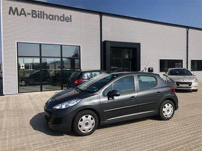 usado Peugeot 207 1,6 HDI Comfort Plus 90HK 5d