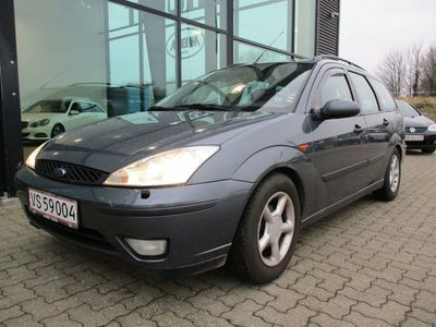 usata Ford Focus 1,6 Ambiente 100 stc.
