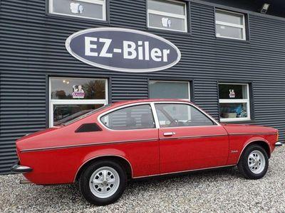 brugt Opel Kadett 1,6 S Berline Coupe