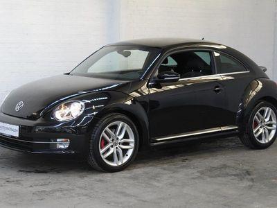 brugt VW Beetle The2,0 TSi 200 Sport DSG