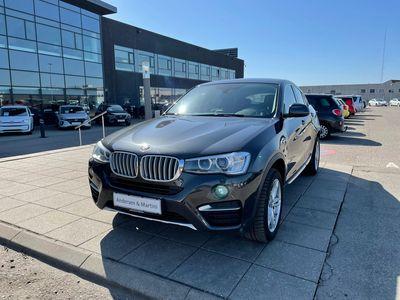 brugt BMW X4 30D 3,0 D XDrive 258HK 5d 8g Aut.