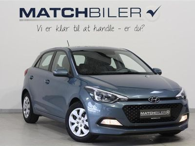 used Hyundai i20 1,25 Move 75HK 5d