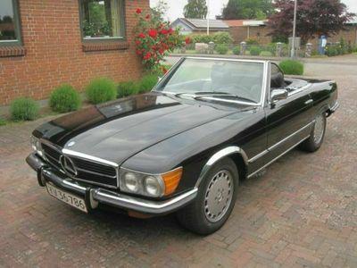 brugt Mercedes SL350 4,5
