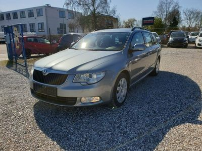 begagnad Skoda Superb 1,6 TDi 105 Elegance GreenLine