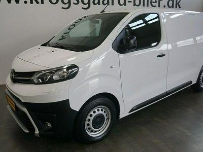 brugt Toyota Proace Long 20 D Comfort Navi 120HK Van 6g