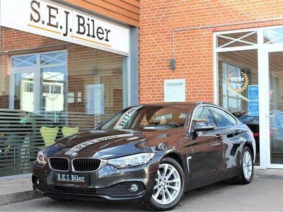 brugt BMW 420 Gran Coupé d 2,0 D Steptronic 190HK 5d 8g Aut. A+