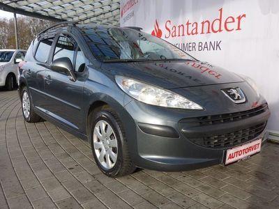 brugt Peugeot 207 1,6 HDI XR Plus 90HK Stc