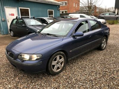 brugt Volvo S60 2,4 T aut. AWD