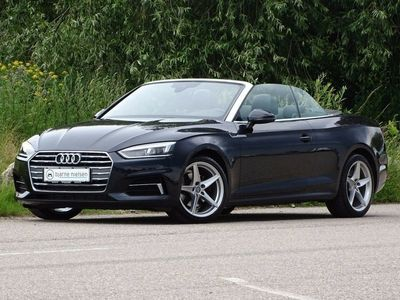 brugt Audi A5 Cabriolet 2,0 TFSi 190 Sport S-tr.