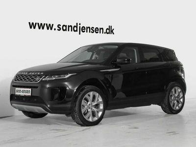 brugt Land Rover Range Rover evoque 1,5 P300e SE aut.