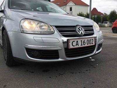 brugt VW Golf V TDI 1,9