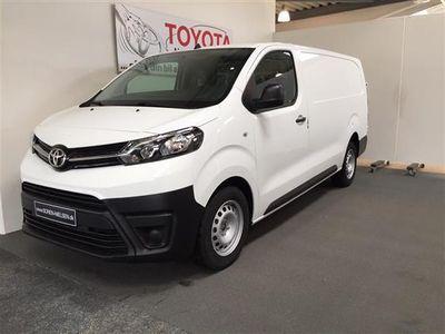 gebraucht Toyota Proace Long 2,0 D Comfort 120HK Van 6g