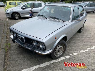 brugt Alfa Romeo Alfetta 1,8