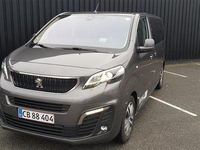 brugt Peugeot Traveller L2 2,0 BlueHDi Allure EAT6 180HK 6g Aut.