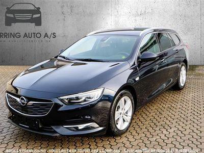 brugt Opel Insignia Sports Tourer 1,6 CDTI Dynamic Start/Stop 136HK Stc 6g Aut. - Personbil - mørkblåmetal