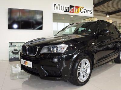 gebraucht BMW X3 2,0 xDrive20d aut. Van