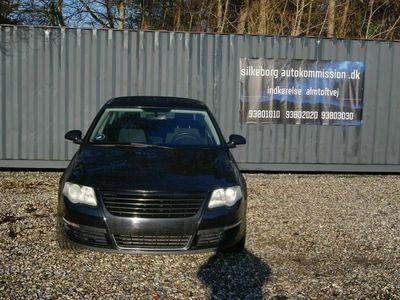 brugt VW Passat 2,0 FSi Sportline 4M