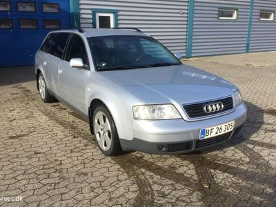 brugt Audi A6 2,5 TDI aut. 150HK Stc