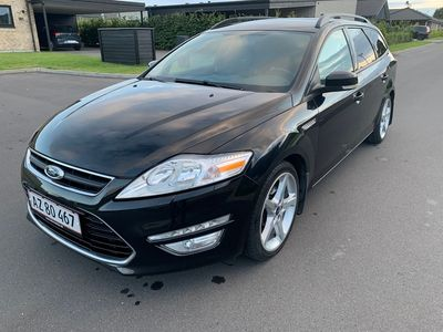 brugt Ford Mondeo STATIONCAR DI 1,6 TDCI ECONETIC S/