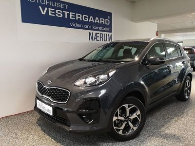 brugt Kia Sportage 1,6 GDI Collection 132HK 5d 6g