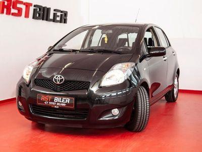 brugt Toyota Yaris 1,3 Sol