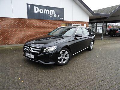 brugt Mercedes E220 0 d Staioncar 9G-TRONIC Avantgarde 194HK st.car aut