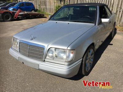 brugt Mercedes 300 E124 1993 Cabriolet
