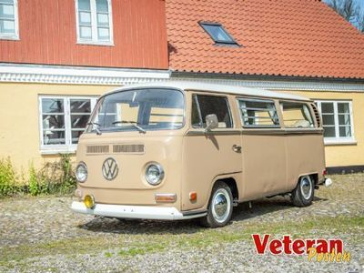usado VW T2 Early Bay camper