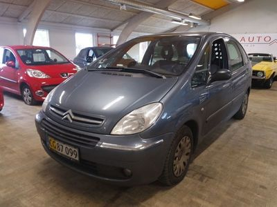 brugt Citroën Xsara Picasso 1,6 HDi Exclusive Van