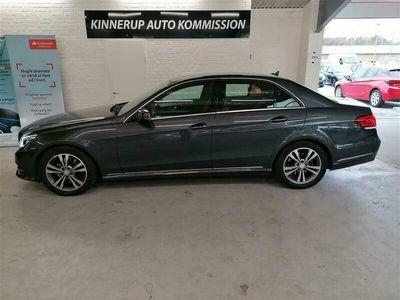 brugt Mercedes E350 3,0 Bluetec 9G-Tronic 252HK 9g Aut.
