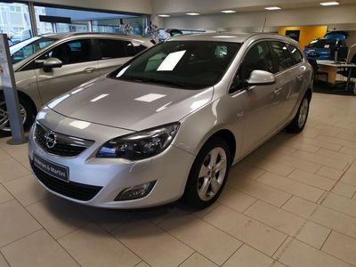 brugt Opel Astra Sports Tourer 1,4 Turbo Enjoy Start/Stop 140HK Stc 6g