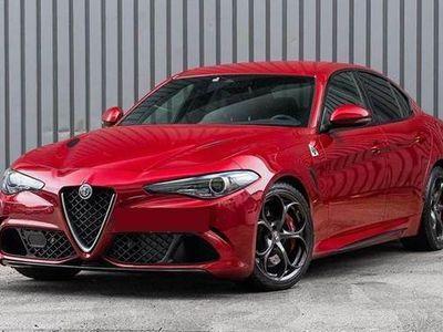 brugt Alfa Romeo Giulia 2,9 Quadrifoglio
