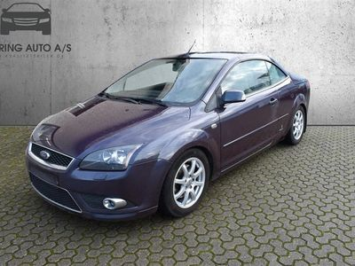 brugt Ford Focus Cabriolet 2,0 Titanium 145HK - Personbil - Violet