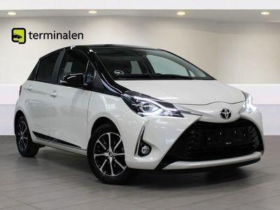 brugt Toyota Yaris 1,0 VVT-i T3 Premium