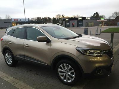 brugt Renault Kadjar 1.5 110 HK Zen