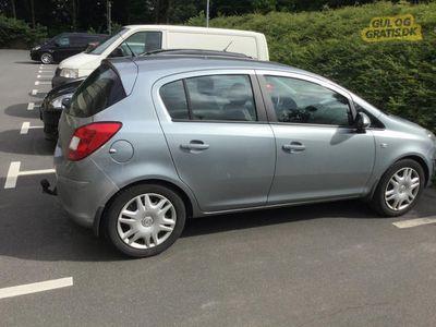 brugt Opel Corsa 1,2 Cosmo 16 V Benzin