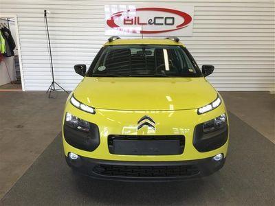 brugt Citroën C4 Cactus 1,2 PureTech Feel 82HK 5d
