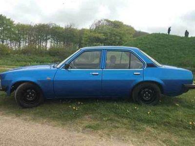 brugt Opel Ascona 1,9