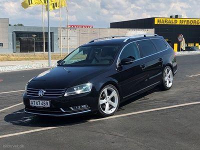 used VW Passat Variant 2,0 blueMotion TDI Highline 140HK Stc 6g Aut.