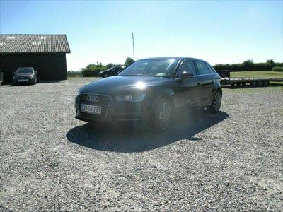 brugt Audi A3 Sportback TDi 150 Ambiente