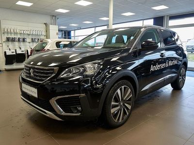 gebraucht Peugeot 5008 1,5 BlueHDi Allure 130HK 6g