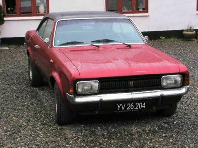 brugt Opel Commodore A Coupe