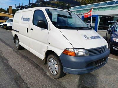 brugt Toyota HiAce 2,5 D-4D 102 kort
