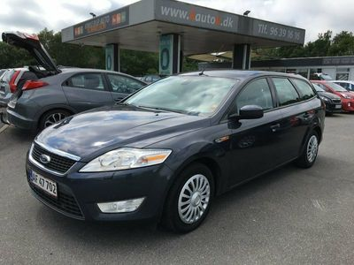brugt Ford Mondeo 2,0 TDCi 115 ECOnetic stc.