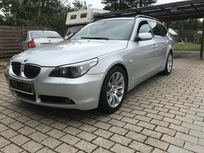 brugt BMW 525 2,5